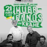 """""""Los huerfanos de Krahe"""" se presentan en el Auditorio Alfredo Kraus"""