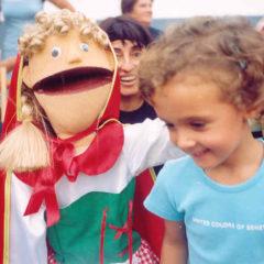 'Los cuentos de la abuela', con Títeres Tragaluz