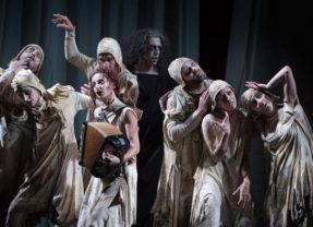 MARAT-SADE de Peter Weiss en el Teatro Cuyás
