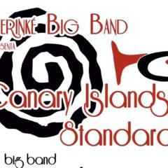 "Perinké Big Band presenta el disco ""Canary Islands Standards"""