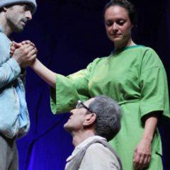 'Tal vez soñar' de Unahoramenos en el Teatro Cruce de Culturas