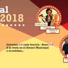 XX FESTIVAL DE TÍTERES en el Teatro Víctor Jara