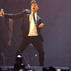 Ricky Martin trae a Gran Canaria su nuevo espectáculo