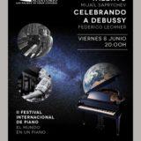 MIJAÍL SAPRYCHEV & FEDERICO LECHNER dan por finalizada la semana de piano