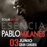 PABLO MILANÉS vuelve a Gran Canaria