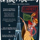 DE PARÍS A BROADWAY  'De la Opereta a la Comedia Musical'