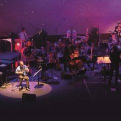 Concierto de Gran Canaria Big Band y Germán López en el Teatro Guiniguada