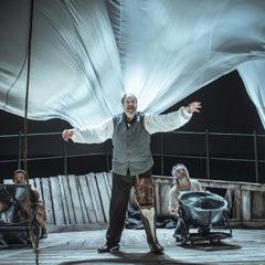 'Moby Dick', de Herman Melville, inaugura la temporada en el Teatro Cuyás