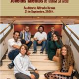 Los Jóvenes Talentos de Fábrica La Isleta en el Auditorio Alfredo Kraus