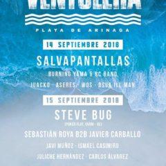 El Festival Ventolera, vuelve a la Playa de Arinaga