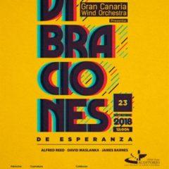 Concierto de Gran Canaria Wind Orchestra: 'Vibraciones de esperanza'