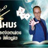 Espectáculos de El Mago Chus en el Espectáculos