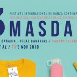 Programa del Masdanza 2018