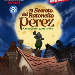 El SECRETO DEL RATONCITO PEREZ, en diciembre, en el CICCA