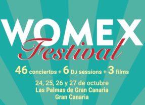 Programa del Womex 2018 en Las Palmas de Gran Canaria
