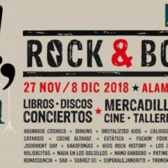 Programa completo Festival Rock & Books