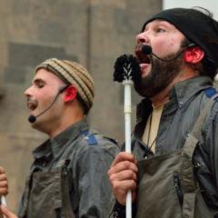 Teatro infantil: 'Clowneando'