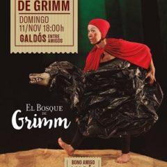 'El bosque de Grimm' Espectáculo musical inspirado en los cuentos de hadas de Charles Perrault