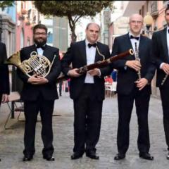 Concierto de El Quinteto Aulos en la Casa Museo León y Castillo