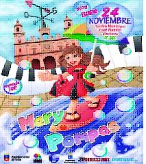 'Mery Pompas' visita el Teatro Juan Ramón Jiménez