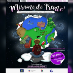 'Mírame de frente 2' El musical que invita a tratar mejor a los animales, en Telde