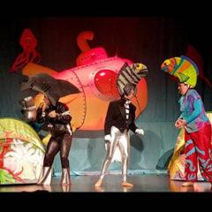 'Raritos', de Espíritus de Sal Teatro en el Parque del Canódromo