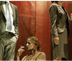 'La punta el iceberg', por Delirium Teatro en el SIT