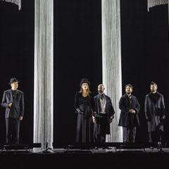 'Alceste', de Benito Pérez Galdós en el Teatro Cuyás