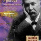 Teatro familiar: 'La Princesa y el Granuja', de Benito Pérez Galdós