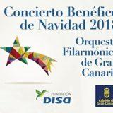 Concierto benéfico de Navidad la Orquesta Filarmónica de Gran Canaria