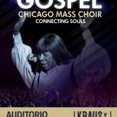 Concierto de Gospel Chicago Mass Choir en el Auditorio Alfredo Kraus
