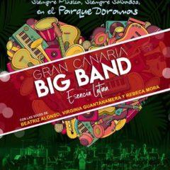 LaGran Canaria Big Bandabre el cuarto año de programa del ciclo #Musicando