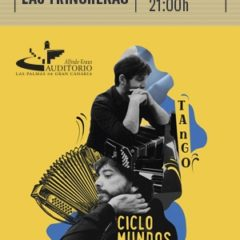 Concierto de Juan Esteban Cuacci y Marcelo Mercandante con Analía Carril