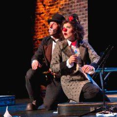 Macarroni y Woody son 2 payasos que te harán reir en el Teatro Guiniguada