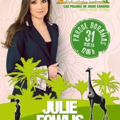 Concierto de Julie Fowlis en el Parque Doramas