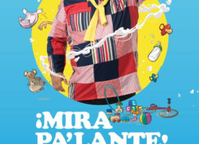 """Kike Pérez presenta """"Mira pa,lante"""" en el CICCA"""