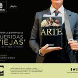 Conferencia performativa: 'Queridas viejas' Con la artista María Gimeno