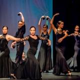 Muestra de Escuelas de Danza Española en el Teatro Guiniguada