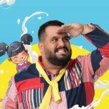 Espectáculo '¡Mira Palante!' de Kike Pérez en el Expomeloneras