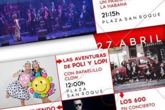 'Las aventuras de Poli y Lopi', con Rafaelillo Clown