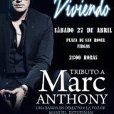 Firgas monta una buena fiesta con los 600 y el tributo a  Marc Anthony