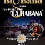 Concierto de Gran Canaria Big Band: 'Un paseo por La Habana' en Firgas