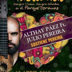Musicando: Althay Páez Ft. Julio Pereira