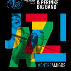 AUBREY LOGAN & PERINKÉ BIG BAND en el Rincón del Jazz