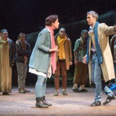 'Auto de los inocentes', de Pedro Víllora y José Carlos Plaza en el Teatro Cuyás
