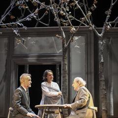 Copenhague con Emilio Gutiérrez Caba, Carlos Hipólito y Malena Gutiérrez en e Teatro Cuyás