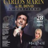 Concierto de Carlos Marin de Il Divo