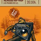 Espectáculo 'Across Hip-Hip Las Palmas de Gran Canaria'