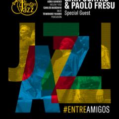 Rincón del Jazz: concierto de Gaia Cuatro & Paolo Fresu