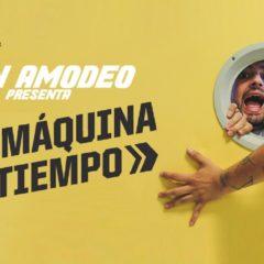 Espectáculo 'La máquina del tiempo', de Juan Amodeo